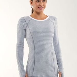 Lululemon Turn Around Long Sleeve 8